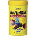 Tetra BettaMin Tropical Medley Flakes